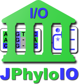 JPhyloIO icon