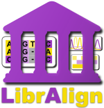 Version 0.5.0 of <i>LibrAlign</i> released